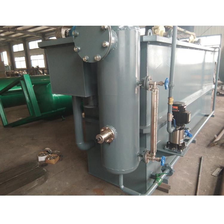 溶氣氣浮機洗塑污水處理