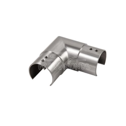 Stainless steel slot pipe 90 degree joint