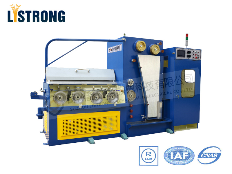 22DTA 24DTA Fine Copper Wire Drawing Machine with Annealer