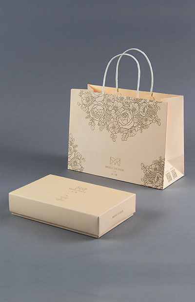 Custom kraft paper gift box/Creative candy box chocolate carton