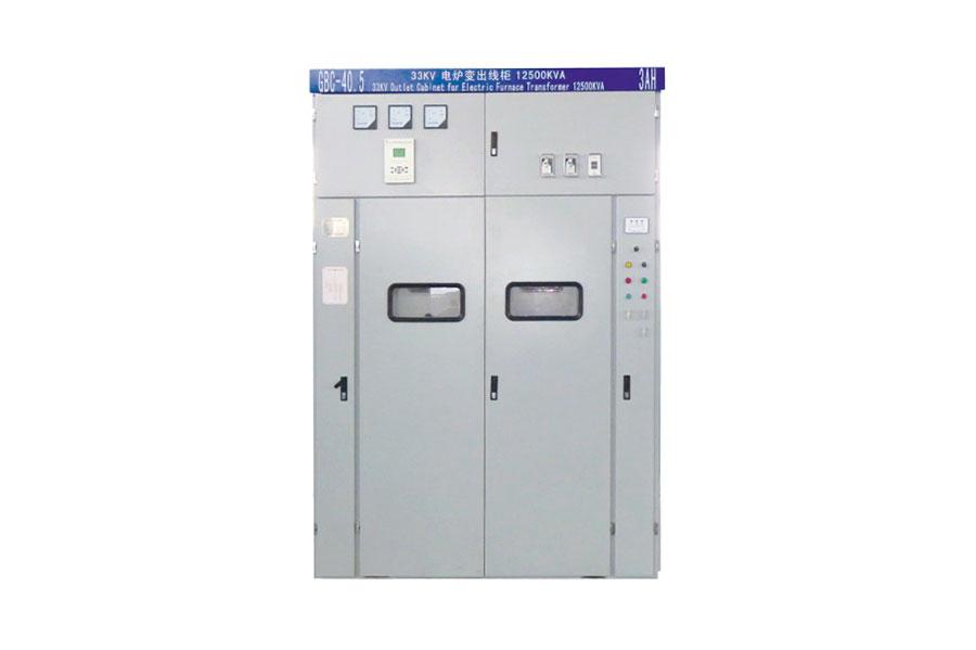 GBC-40.5保護型手車式戶內交流金屬封閉開關設備