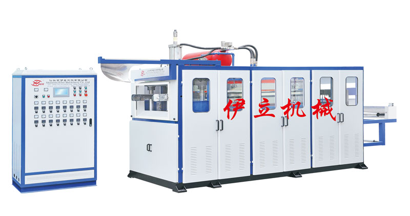 CMM750-520 Hydraulic Thermoforming Machine