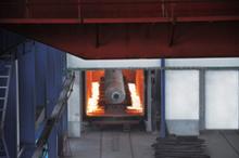 大型熱處理加熱爐