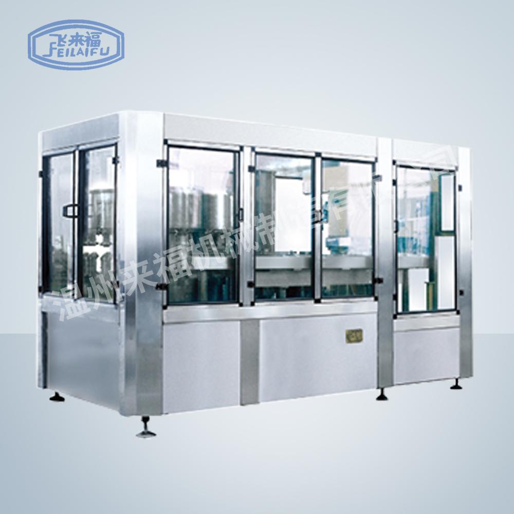 YGX12-4 6000B-H 灌裝封口二合一機器