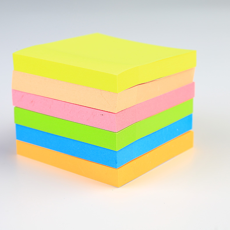 sticky notes in any colour hot sale for gift and promotional purposes