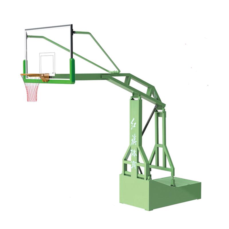 HQ-1001C 電動液壓籃球架