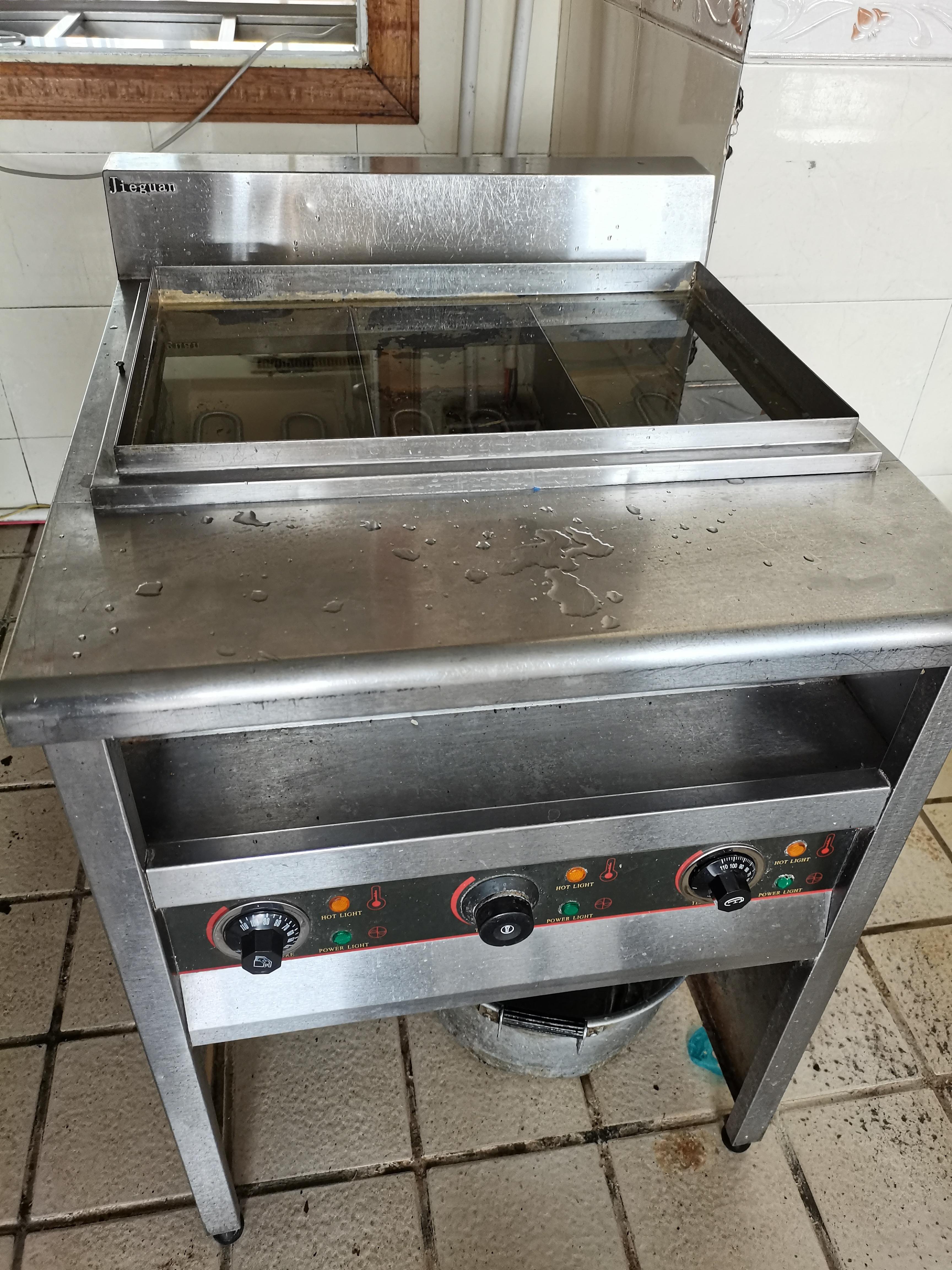 商用蒸煮機維修案例展示