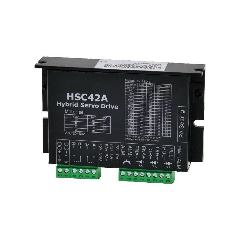 HSC42A閉環步進驅動器