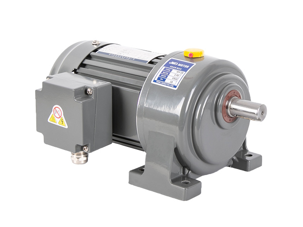 GH臥式安裝標準型齒輪減速電機