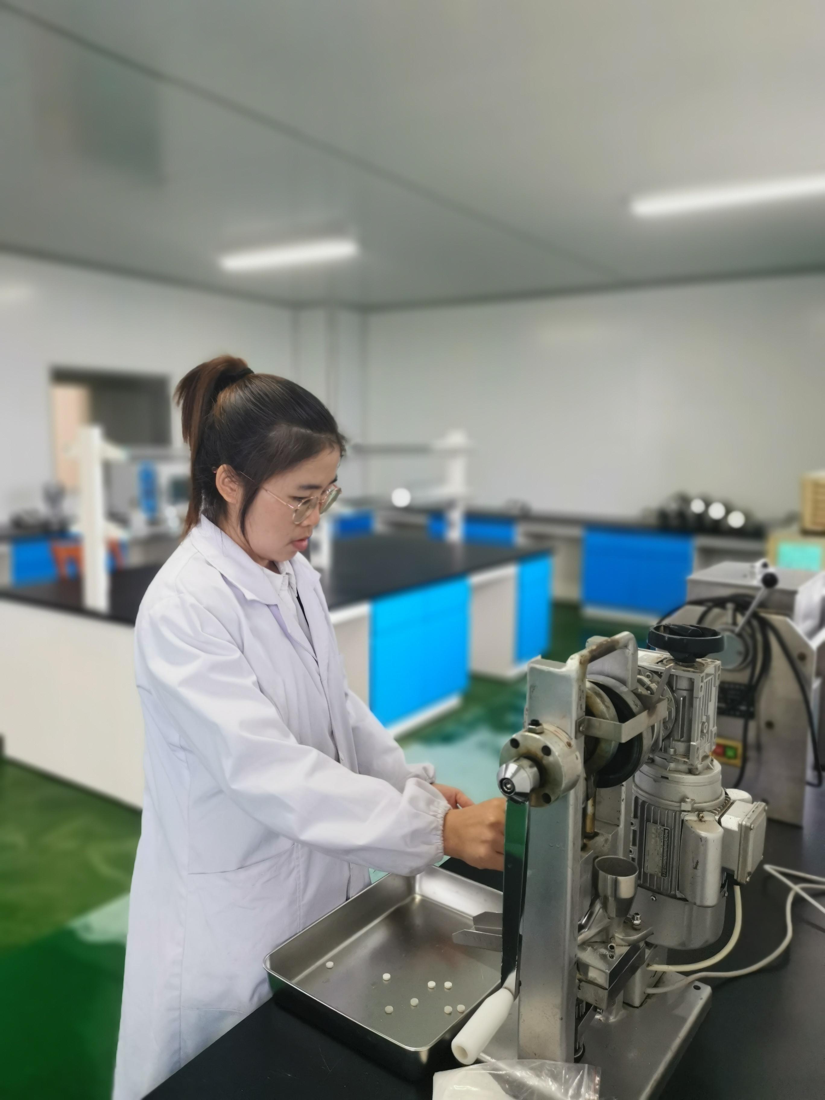 【擔當實干】維萊營健集團技術中心副主任闕素云獲評市級勞動模范
