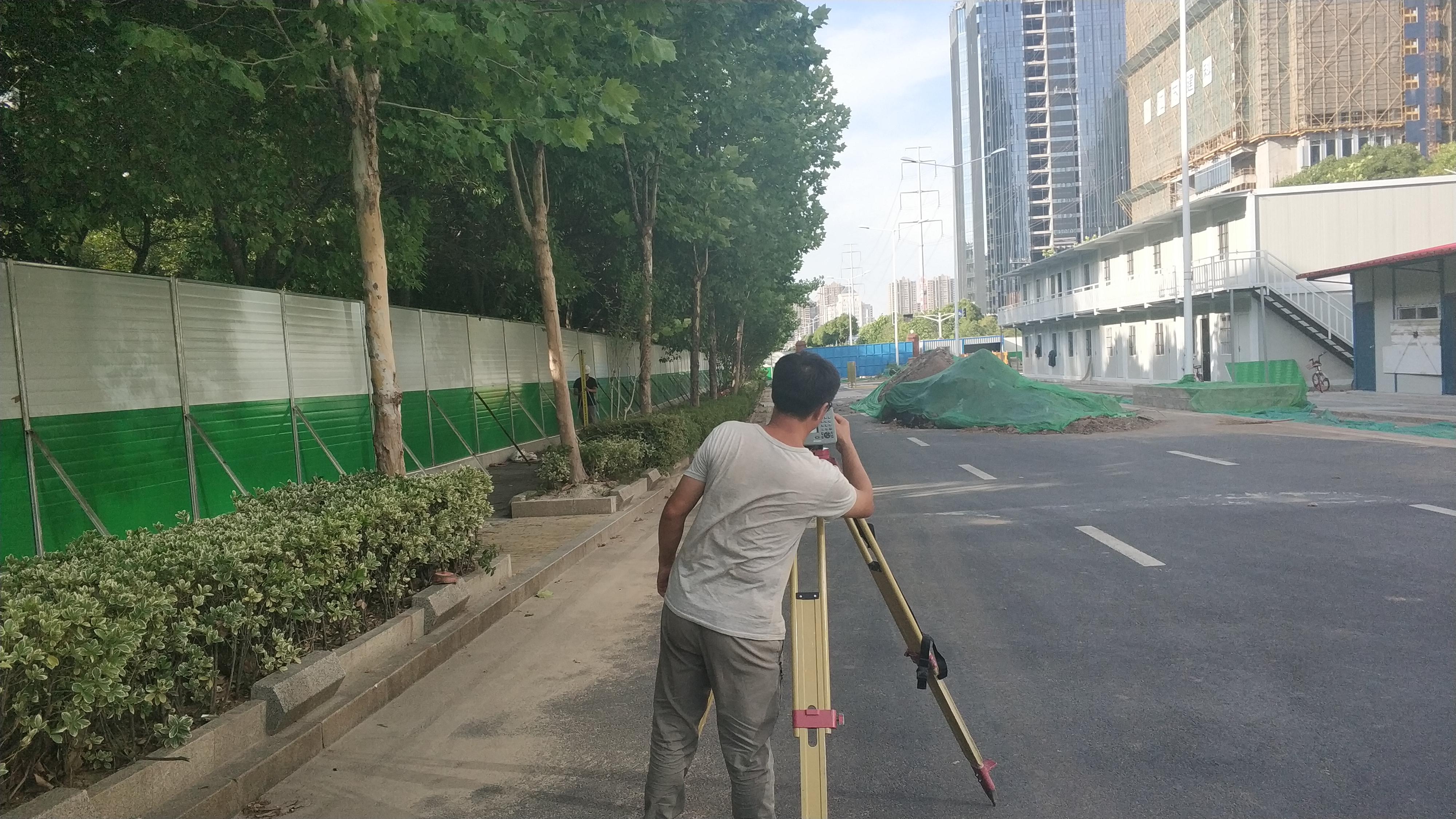 南京地鐵七號線工程D7-TA02標四工區