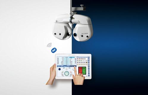 天樂CV-7600全自動綜合檢眼儀