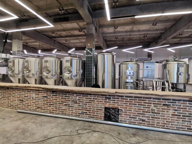 史密力維精釀啤酒廠設備