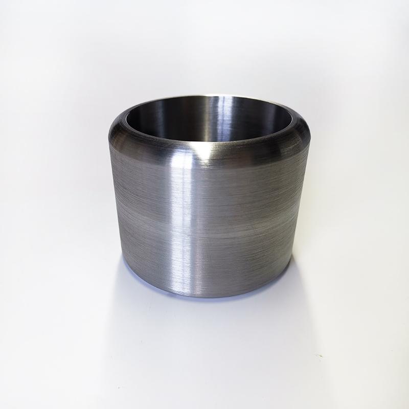 Rhenium crucible