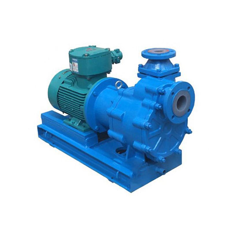 ZMD襯氟磁力驅動自吸泵