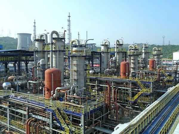 中石化长城能化(宁夏)45 万吨/ 年醋酸乙烯、10 万吨/ 年聚乙烯醇及公用工程
