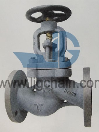 GBT 590 Marine Cast Iron Flanged Stop Valves