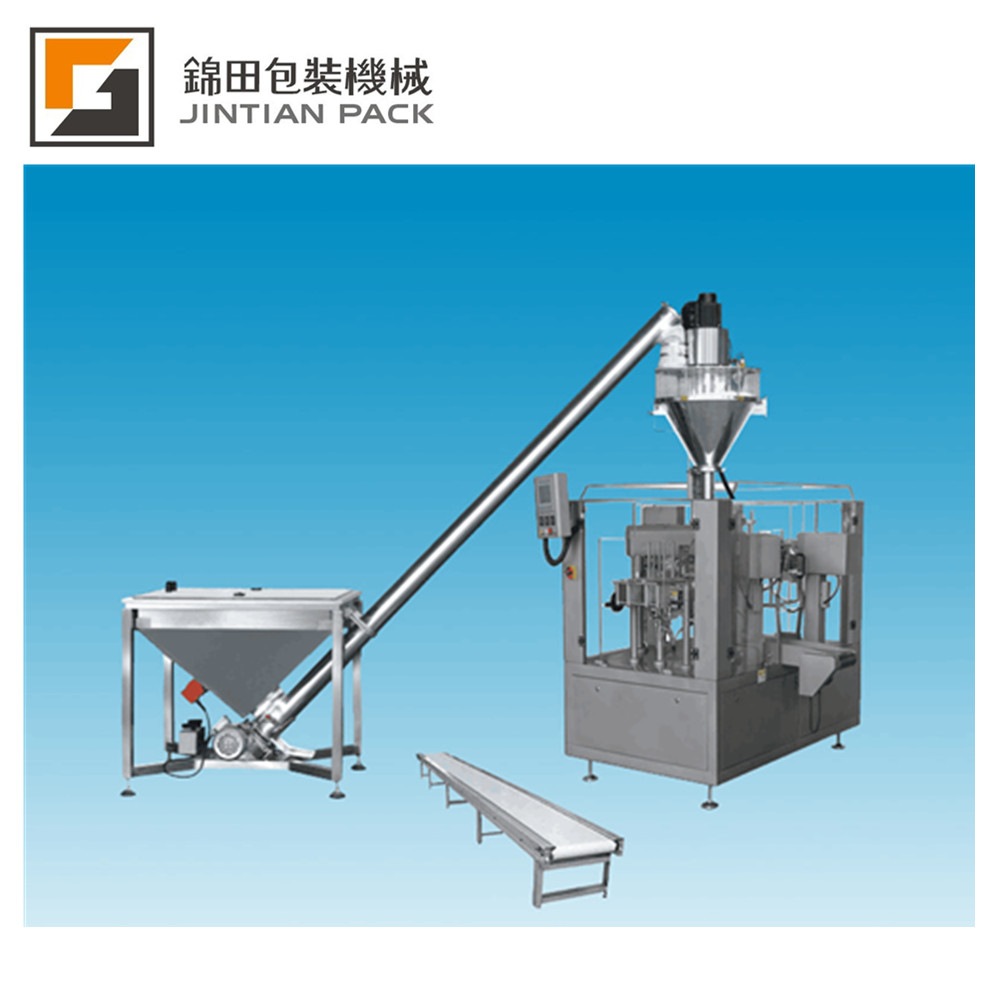 JT 200F Pre-made Pouch Packaging Machinery for powder