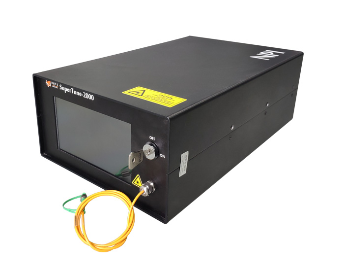 2000 nm Widely Tunable Fiber Laser