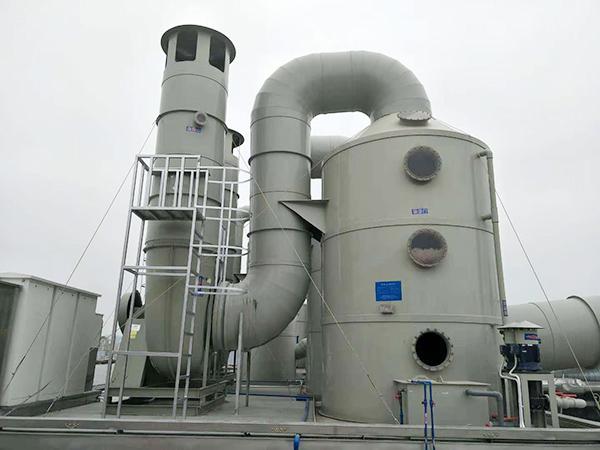 酸堿廢氣處理設備