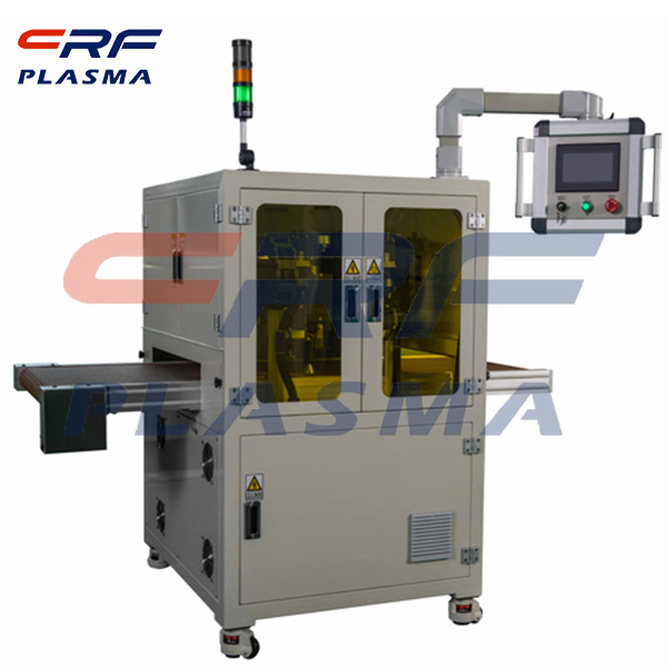 Plasma cleaning machine for mechanical equipment manufacturing surface treatment application