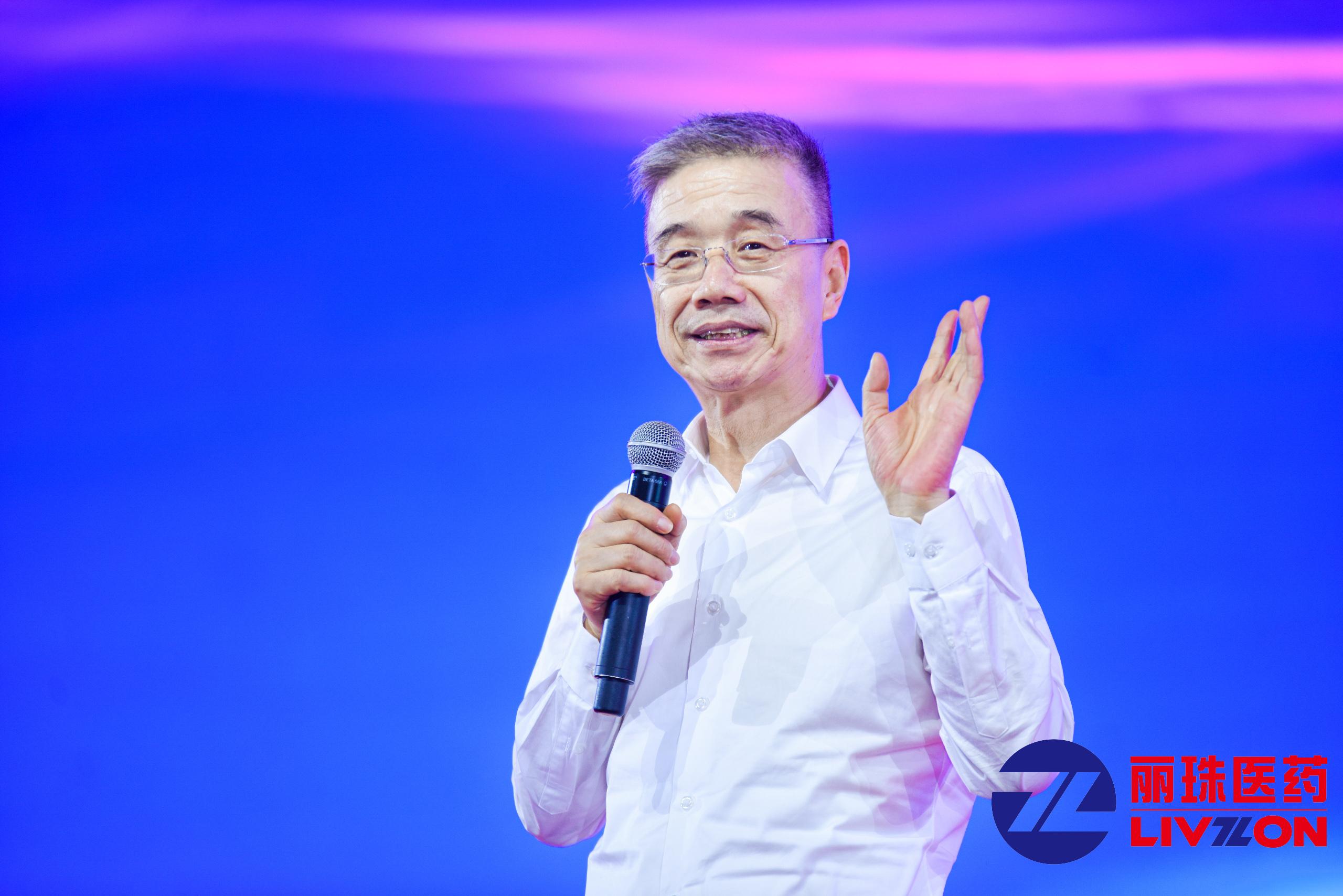朱保國董事長致股東的一封信