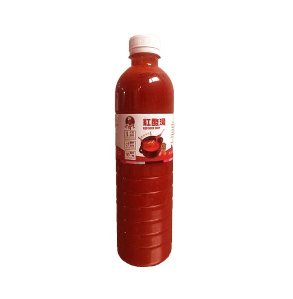 紅酸湯660g