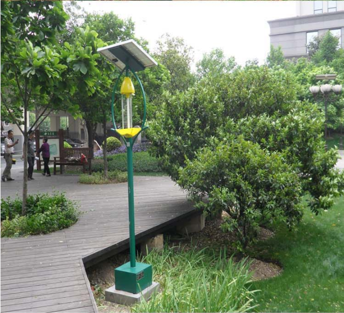 佳多PS-15IV系列頻振式太陽能殺蟲燈