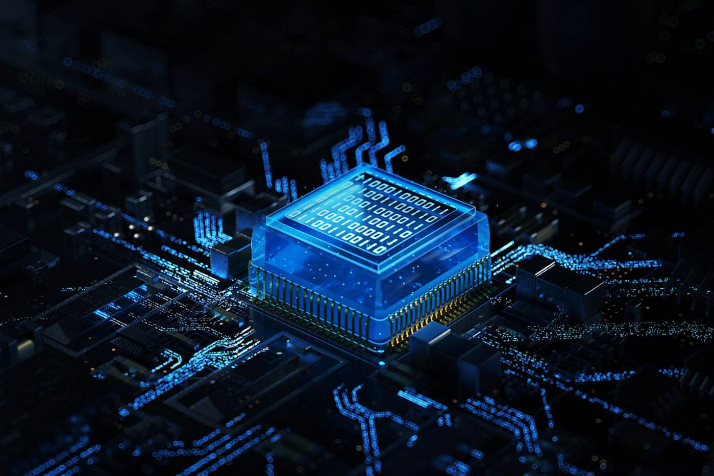 Semiconductor chip industry