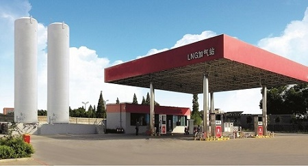 LNG Filling Station