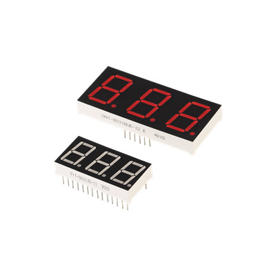Three Digit Display