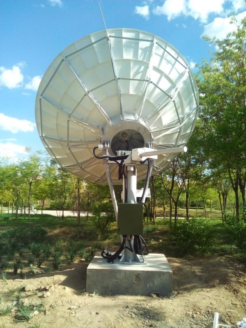 4.5 米卫星地面接收站