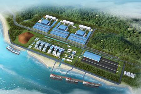 投資啟動印尼雅石項目