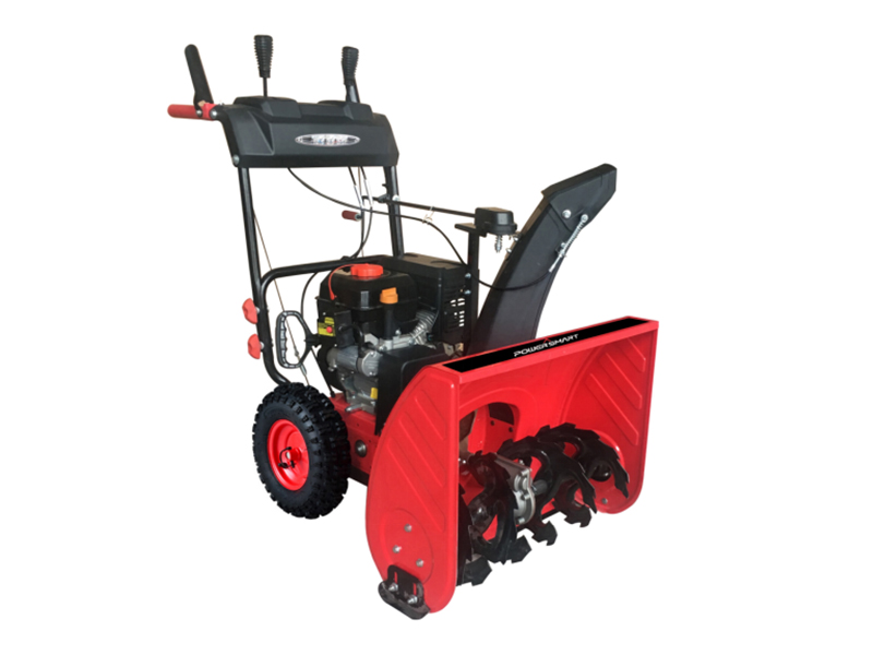 "Gas- 28"" Gasoline Two Stage Snow Blower"