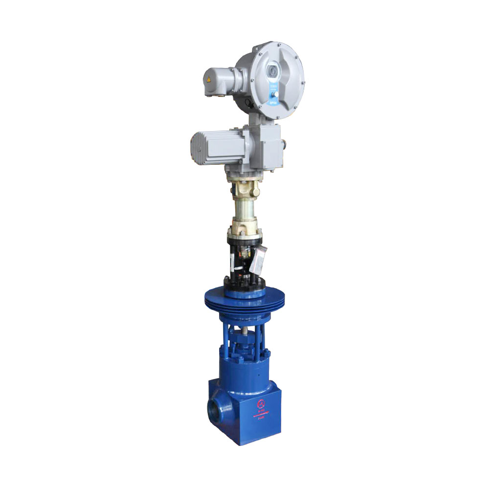 Pilot cage high temperature and high pressure pressure reducing valve HPD series