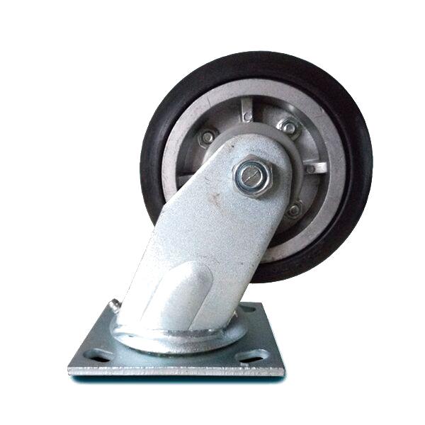 鋁芯高彈力 萬向 5寸