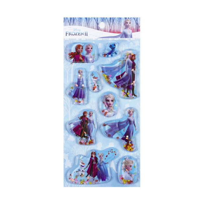 DIS-DD Frozen 2 Oil Filling Sticker