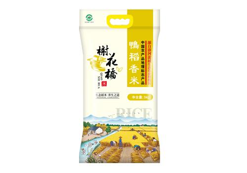 榭花橋鴨稻香米5kg