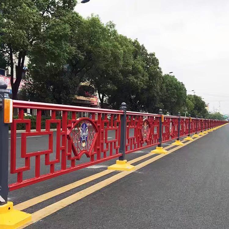 城市交通隔離欄桿圍欄網