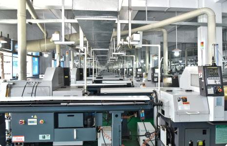 分公司CNC生產車間