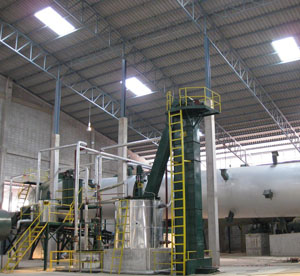 5-30萬噸硫基、氨化造粒工藝及設備