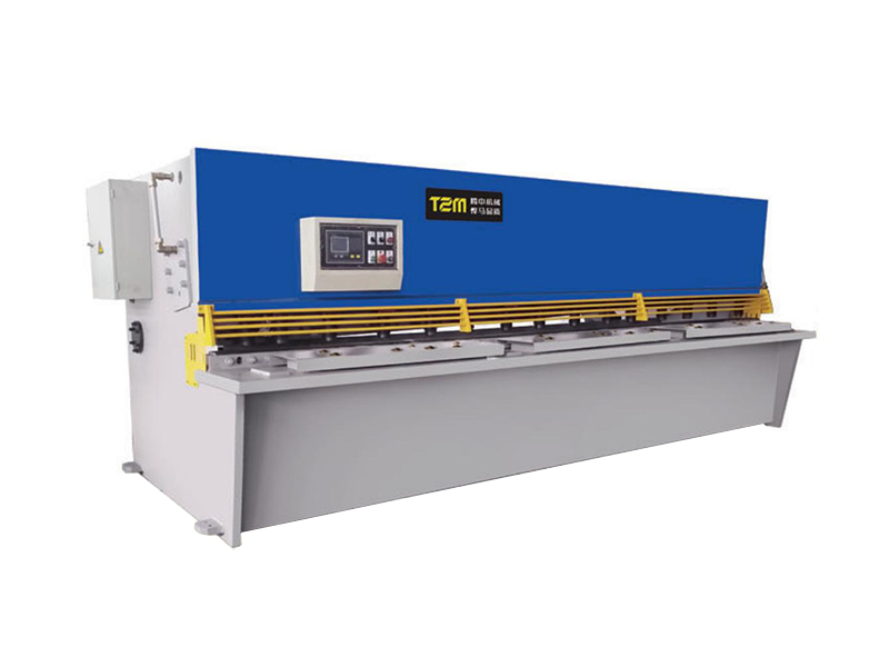 QC12K/Y系列數控/普通液壓擺式剪板機