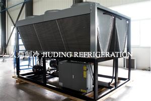 直膨/屋頂式空氣處理機組