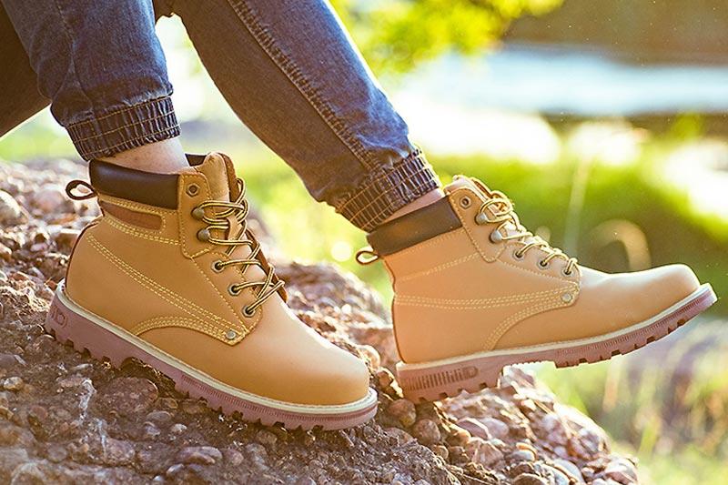 選擇防砸安全鞋時需要考慮的四個要點