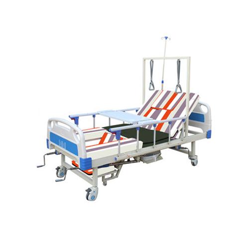 手動牽引護理床系列