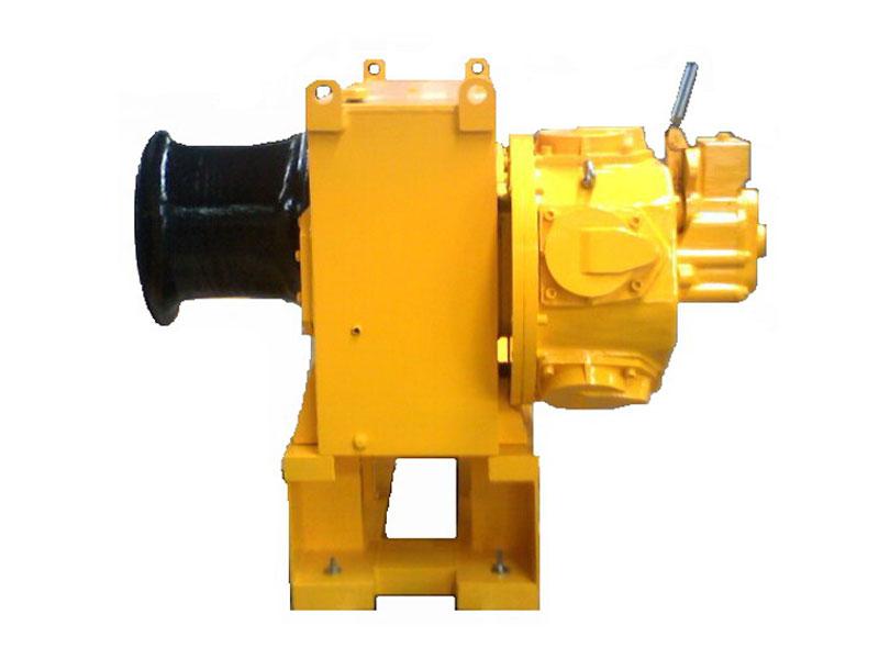 QJP-100型氣動絞盤