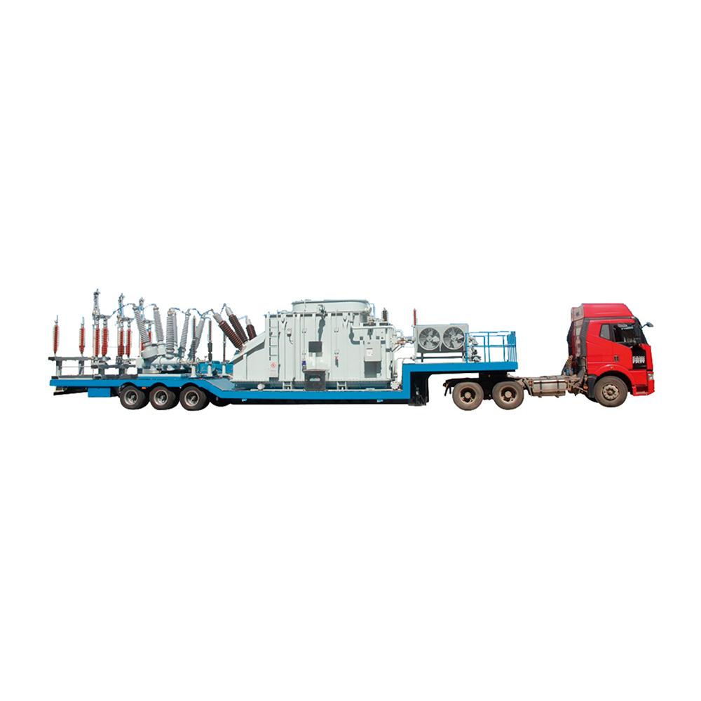 6kV~132kV车载移动式变电站