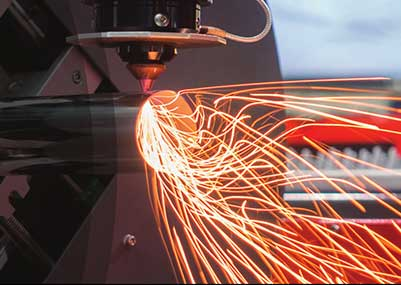 Laser cutting has become a trend in metal processing