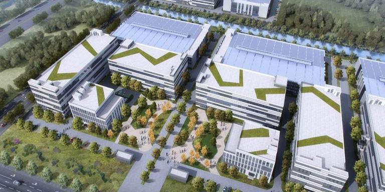 蘇州·未來科技城