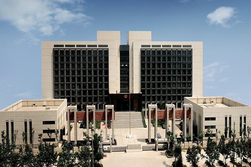 西安市人民檢察院業務技術綜合樓及附屬工程